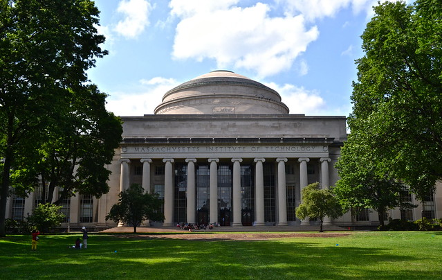MIT - ivy league - boston