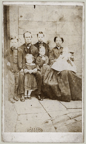 CDV family of six