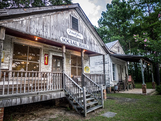Dantzler's Social Hall - Lone Star Barbecue
