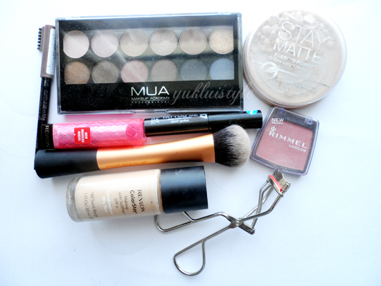 Image result for Basic Makeup Kit