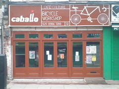 Picture of Caballo Bikes And Cafe, E5 0LP