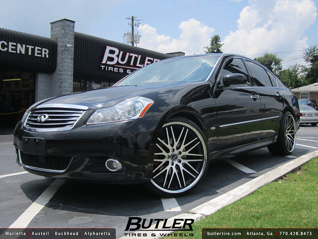 Infiniti m35 rims submited images