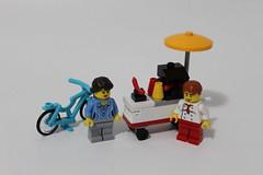 LEGO Creator Hot Dog Stand (40078)