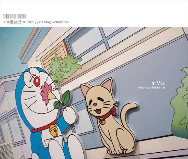 【高雄哆啦a夢展覽2013】來去高雄駁二藝術特區~找哆啦A夢旅行去!25