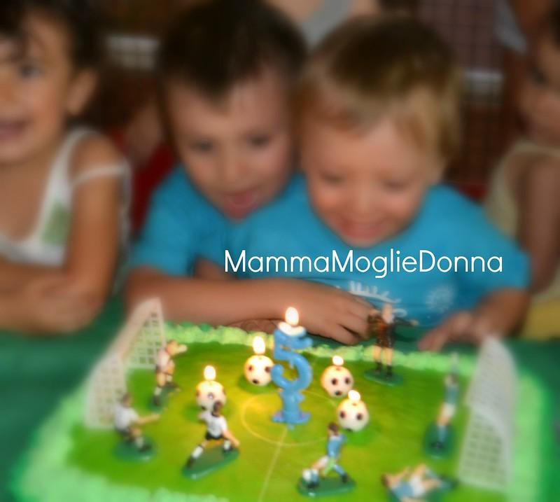 5 anni - MammaMoglieDonna