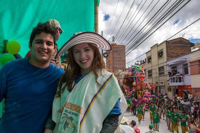 Carnaval de Negros y Blancos Colombia