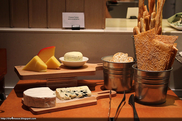 Spice Brasserie - Assorted Cheese