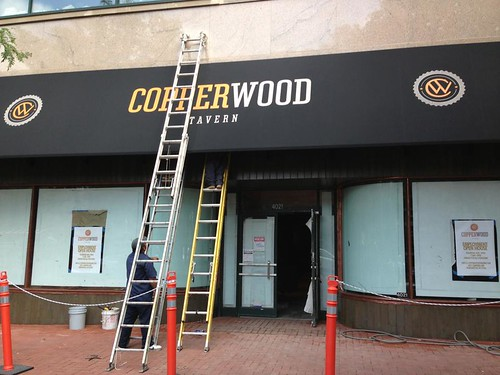 Copperwood Tavern Shirlington VA