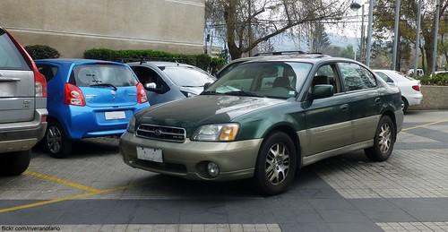 Subaru Outback SUS - Santiago, Chile