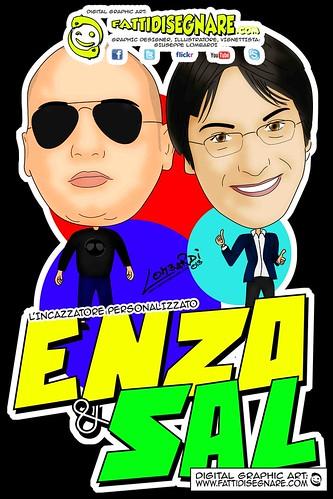 Enzo & Sal by Giuseppe Lombardi