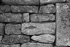 Stones for a wall