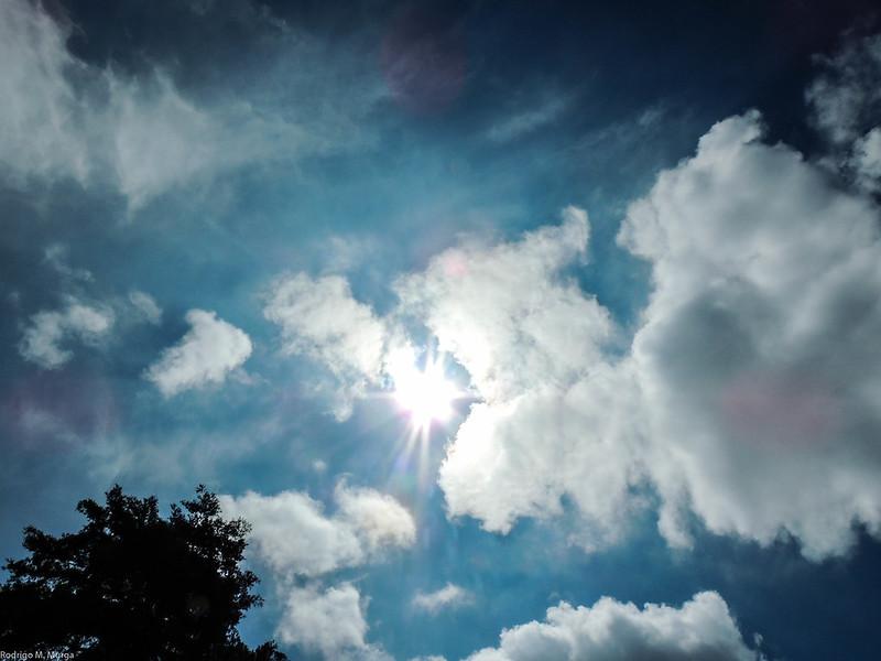 Una tarde soleada