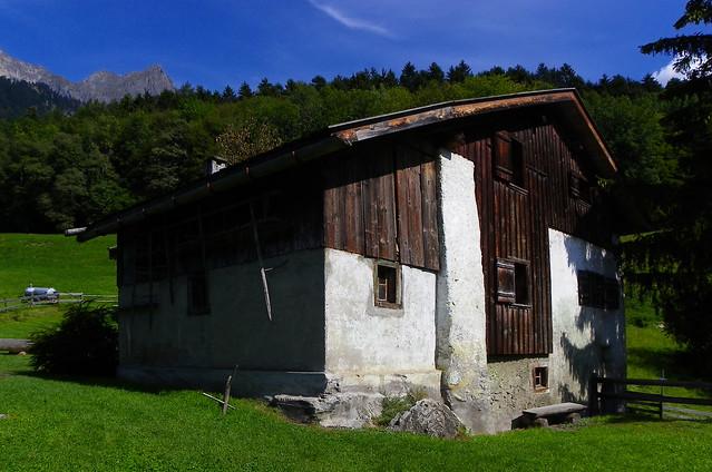 Casa de abajo de Heidi en Heididorf
