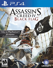 Assassin's Creed IV Black Flag on PS4