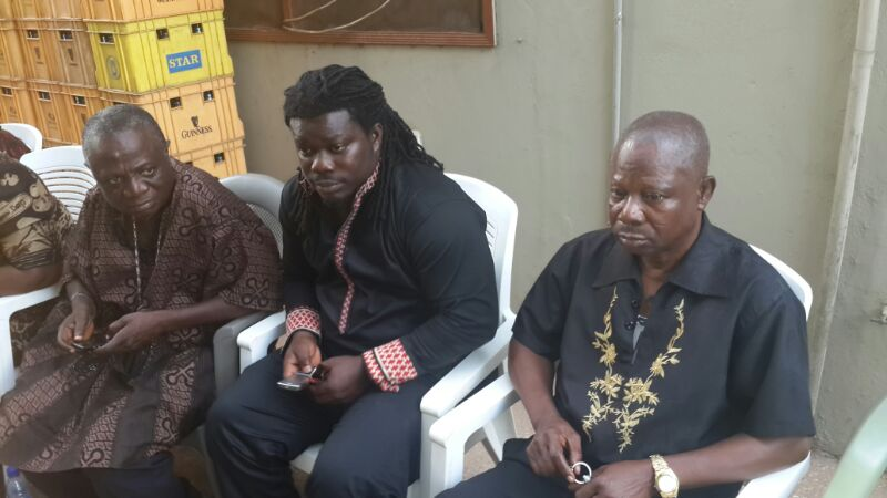 MUSIGA mourns with Thomas Frimpong's family