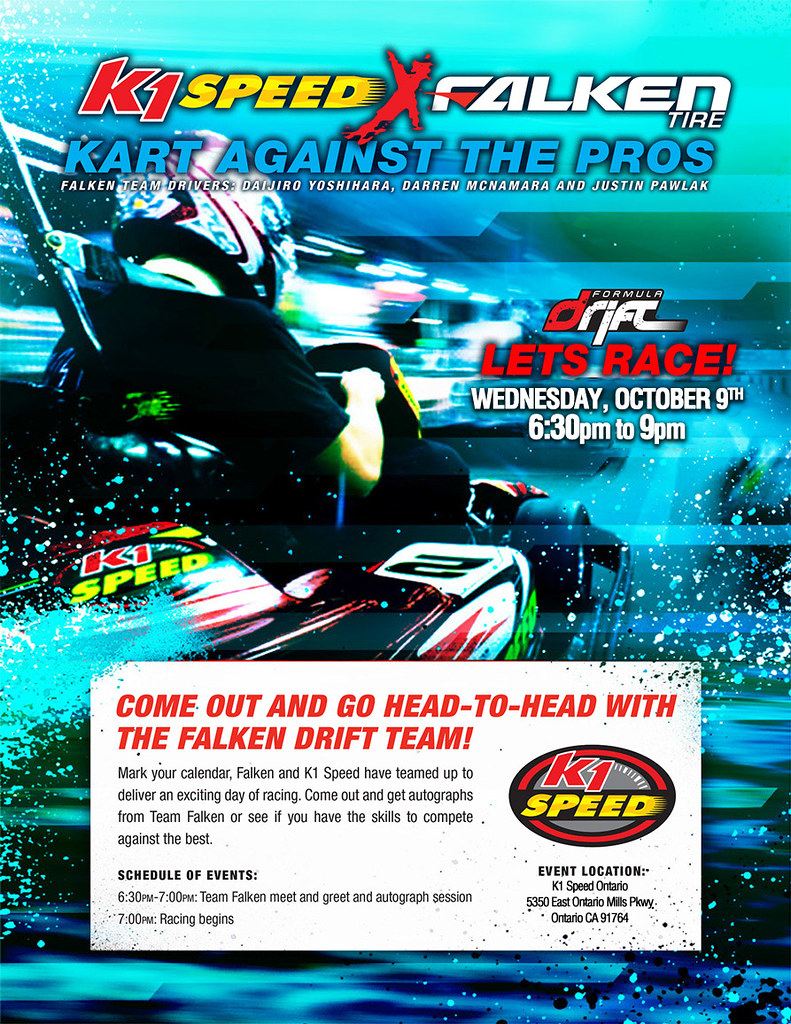 9969482943 b7d7c48999 b Kart Against the Pros at K1 Speed!