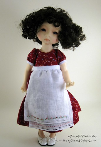 Dollmore Monadoll Mong-a by elizabeth's*whimsies