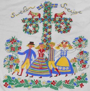 Visby - Midsommar Shirt