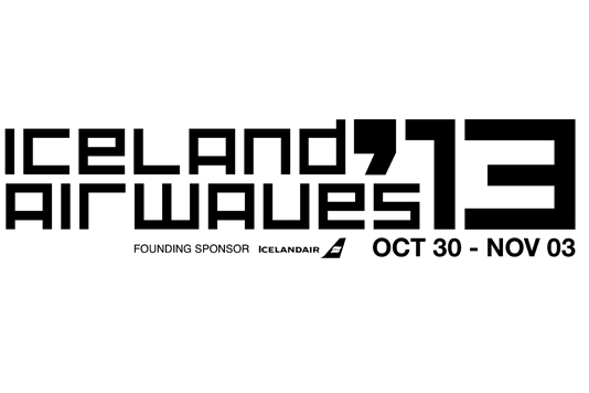 logo iceland airwaves13