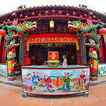 Chineese Temple