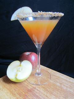 Cider Martini