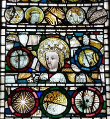 Bristol - St Mary Redcliffe - Stained Glass