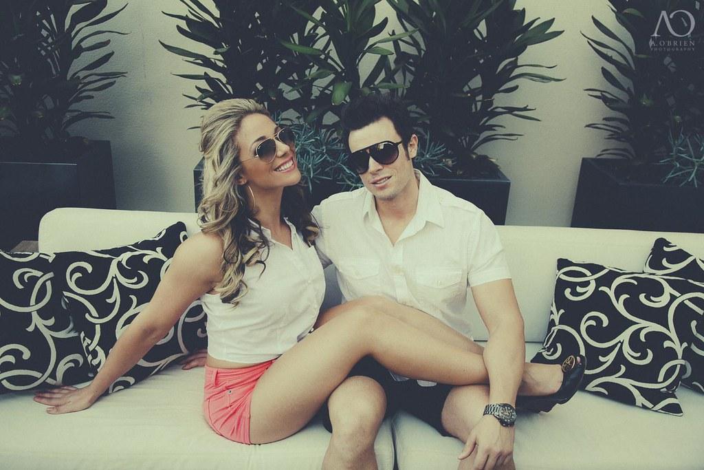 Maya and Tim
