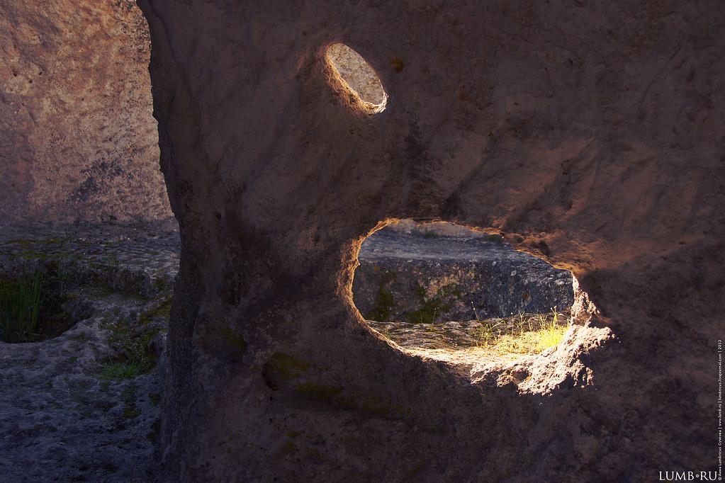 2013.04.28 пещерный город Эски Кермен