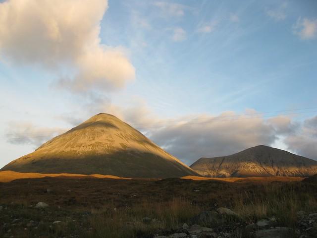 On Isle of Skye