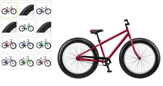fat bike walmart