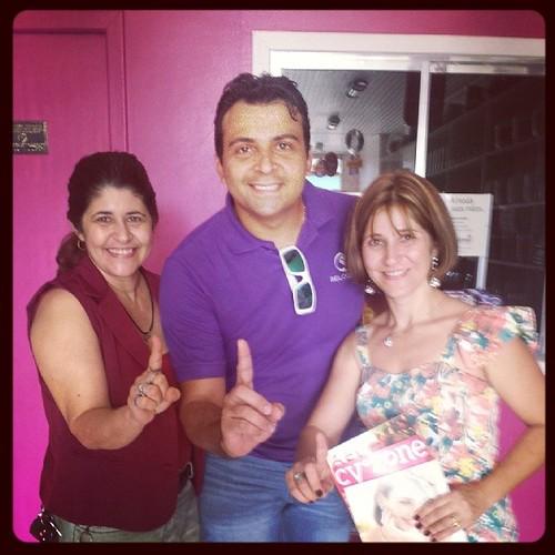 Lucy a mais nova Líder em Rio Branco no Acre. Uruuuu. Vem ser www.gigantedoscosmeticos.com.br