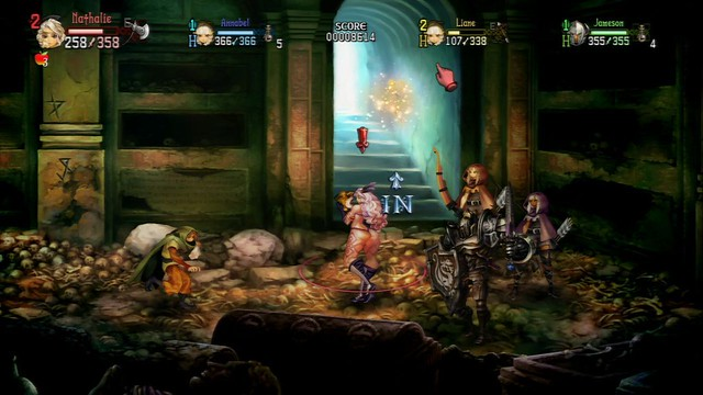 Dragon's Crown - Screenshot 2