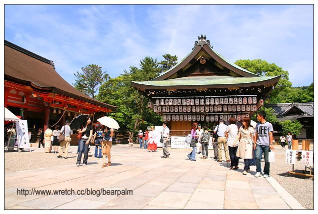 【夏.京阪Day2-3】京都:八坂神社
