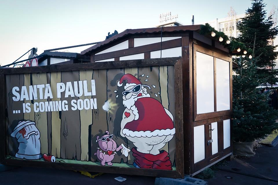Santa Pauli Hamburgs geilster Weihnachtsmarkt