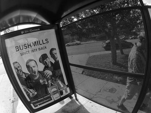 Bushmills bus stop