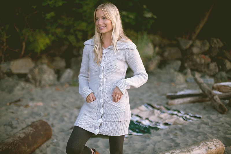 inland cardigan :: JOURNEY