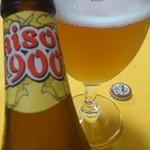 ベルギービール大好き!!【】を写真ログに追加しました!! セゾン1900 Saison 1900