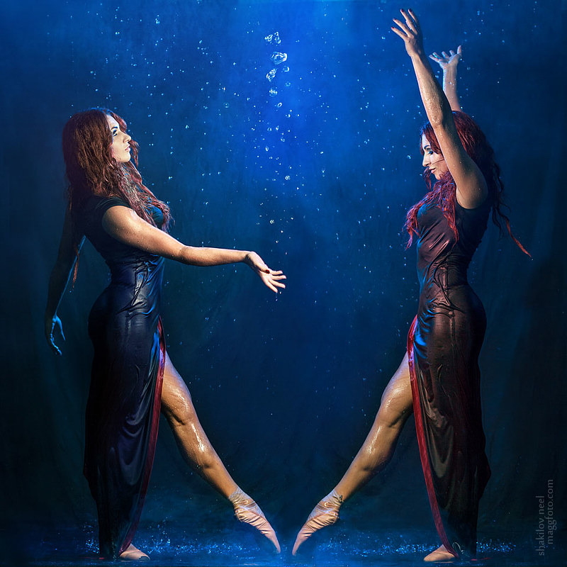 Water Magic Ballet