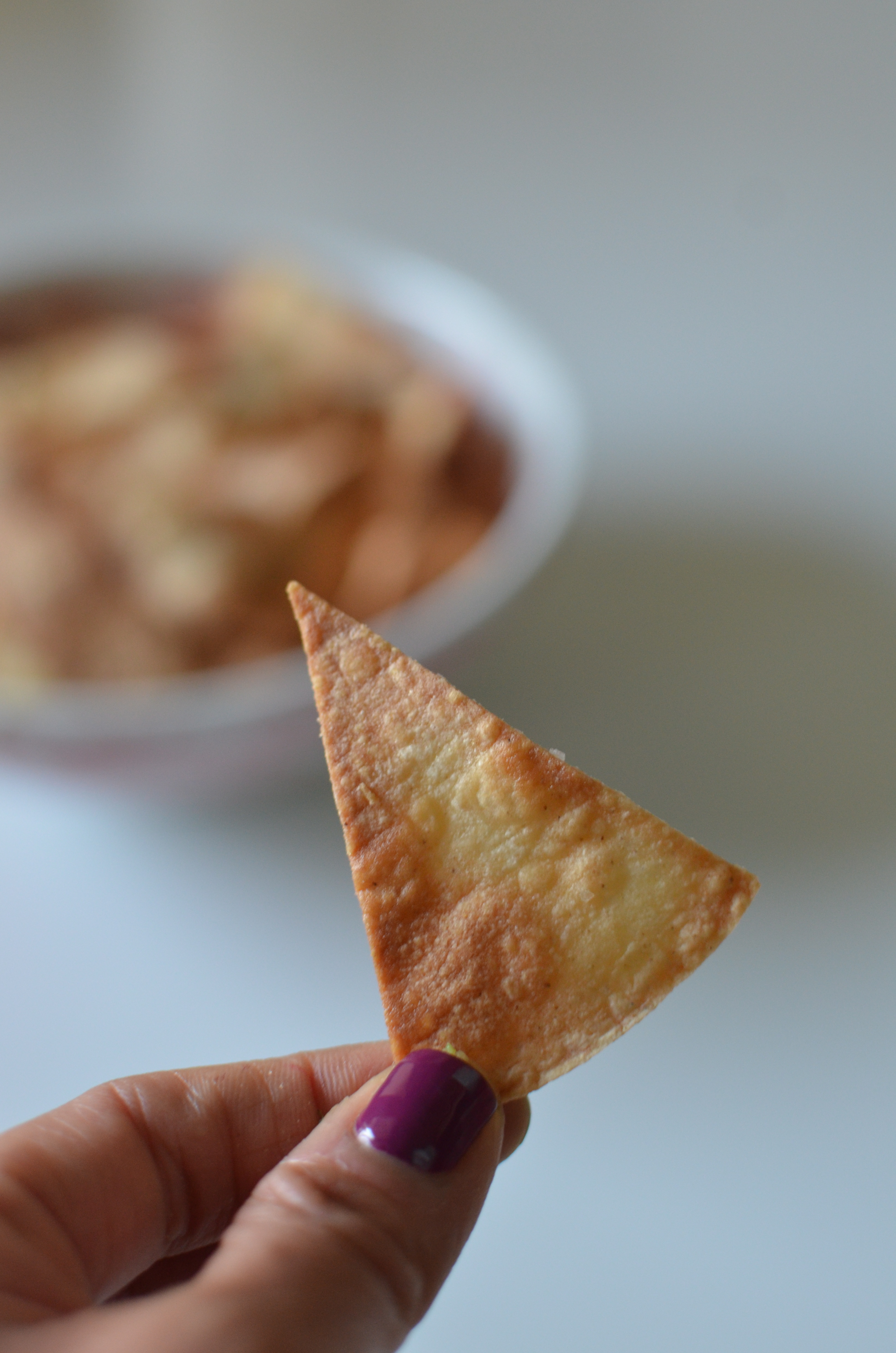 baked chip