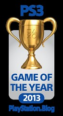 PS.Blog Game of the Year 2013 - PS3 Gold