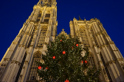 クリスマス時期のヨーロッパ