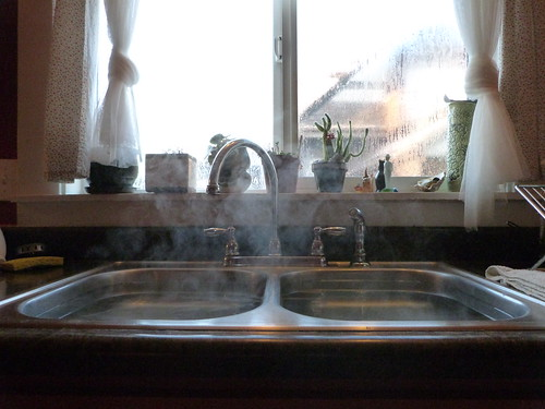 Kitchen Sink, Frosty Morning