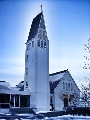 Church at Selfoss