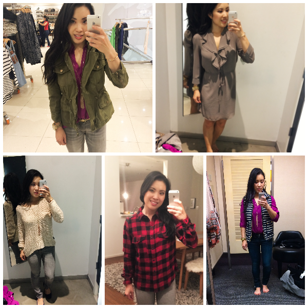 cute & little blog | haul | forever 21, H&M, Nordstrom