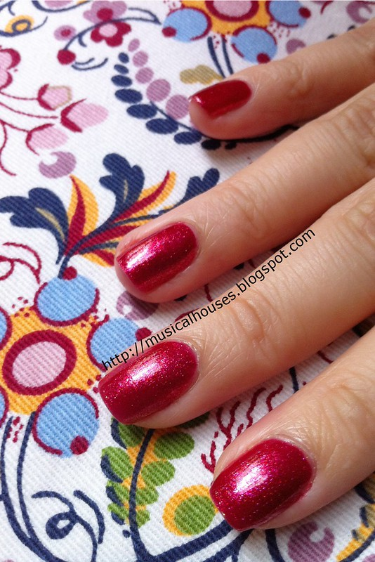 Chinese New Year Nails Make Up Store Doreen