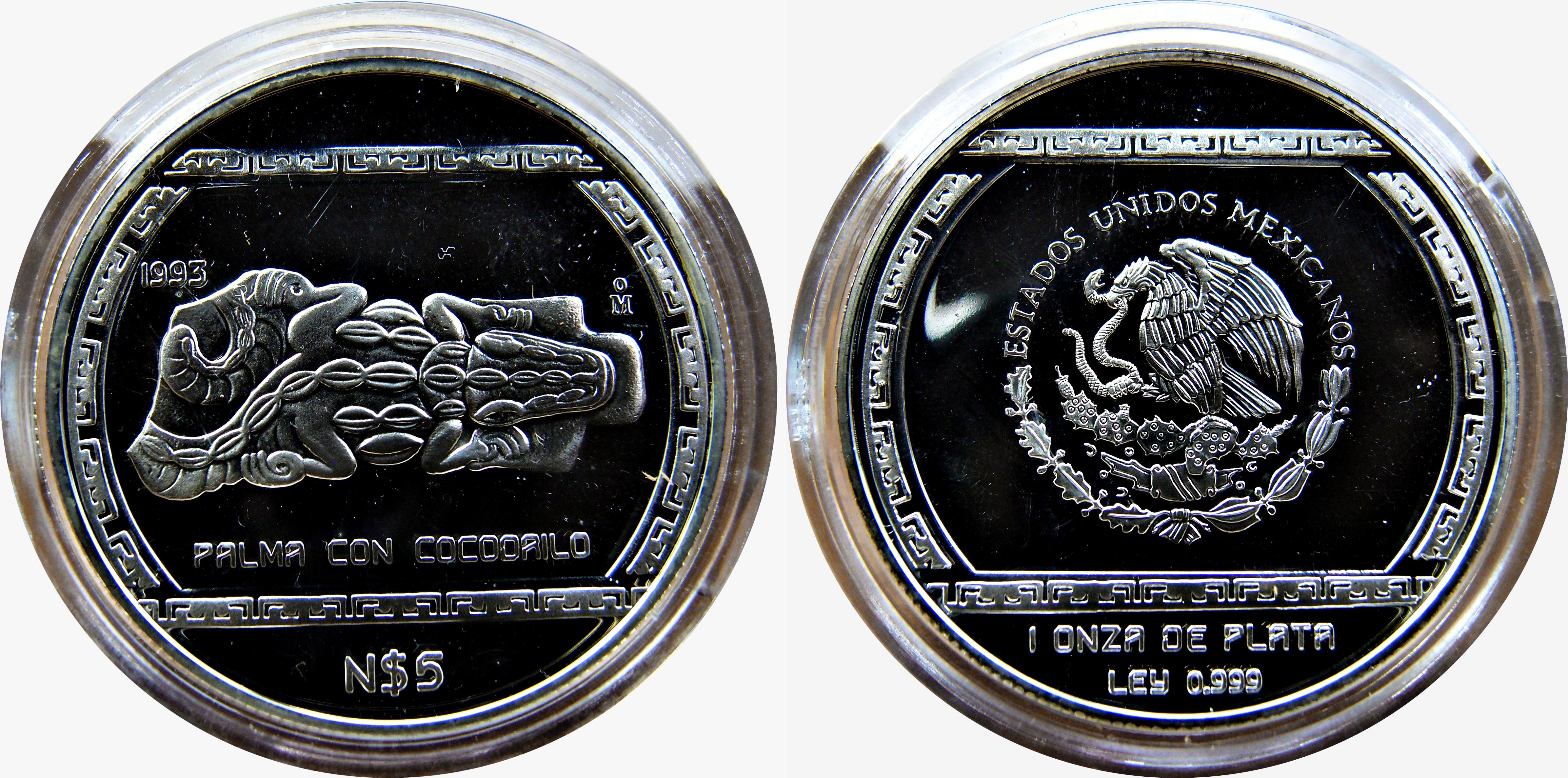 Colección Precolombina de onzas de plata del Banco de Mexico 12124363756_53cb9c507f_o