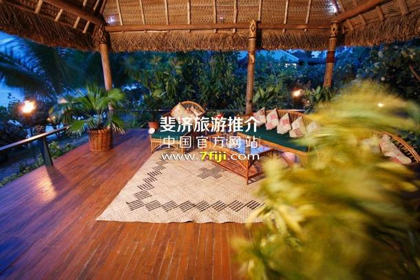 斐济努库巴蒂全包度假酒店(Nukubati Island Resort)私享休憩
