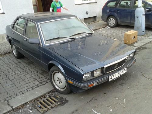 Maserati rentals Megeve