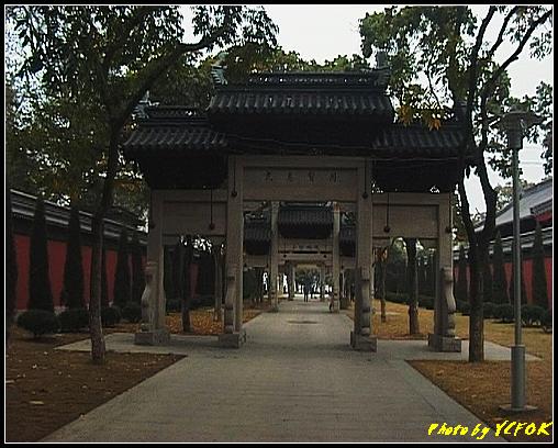 杭州 西湖湖畔的錢王祠 - 005