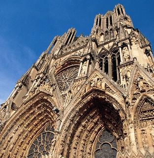 Catedral de Reims.